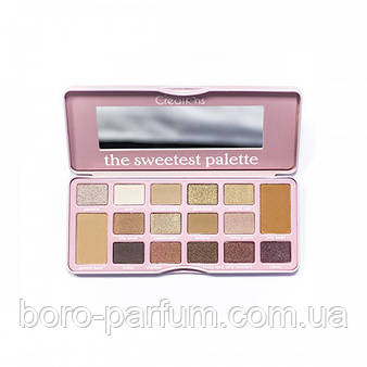 Тени Beauty Creations The Sweetest Palette