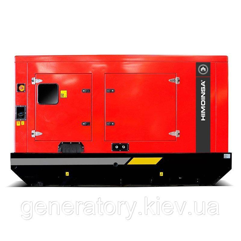 Генератор HIMOINSA HFW-100 T5