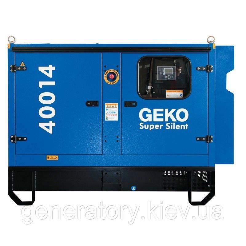 Генератор GEKO 40014 ED-S/DEDA SS