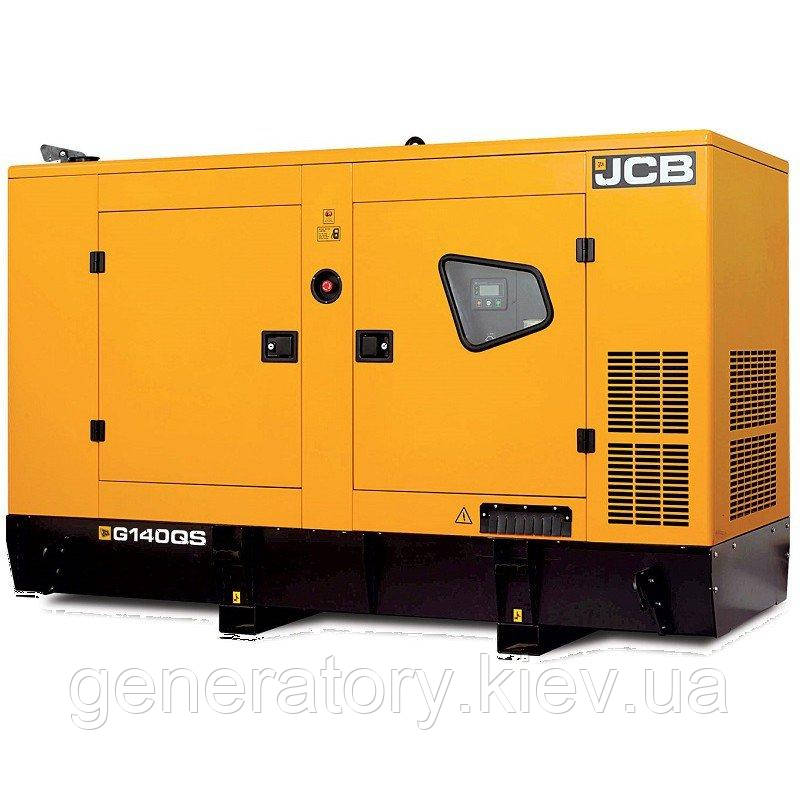 Генератор JCB G140QS
