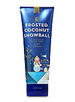 Крем для тела Bath&Body Works Frosted Coconut Snowball