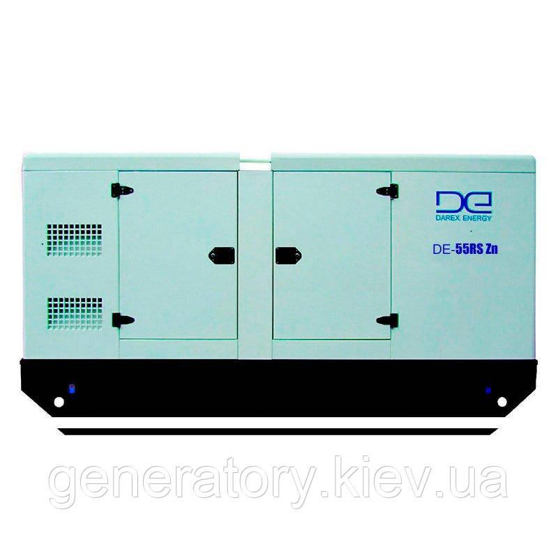 Генератор Darex-Energy DE-55RS Zn