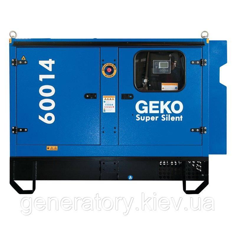 Генератор GEKO 60014 ED-S/DEDA SS
