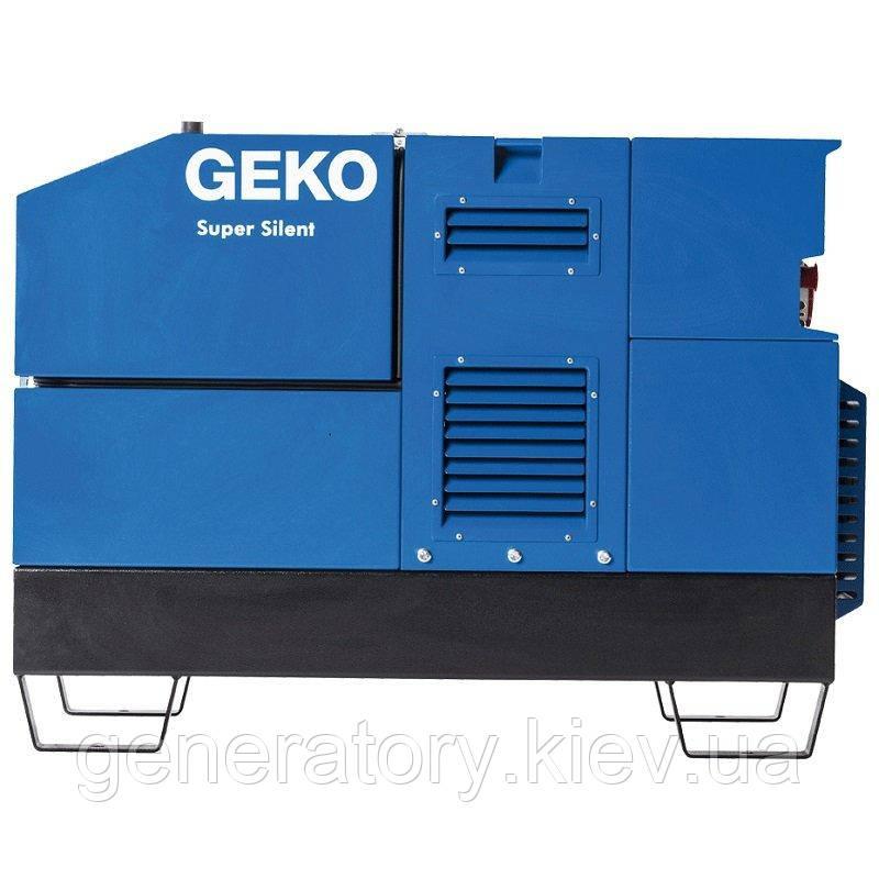 Генератор GEKO 7810 ED-S/ZEDA SS