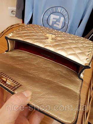 Люкс-реплика Valentino золото, фото 3