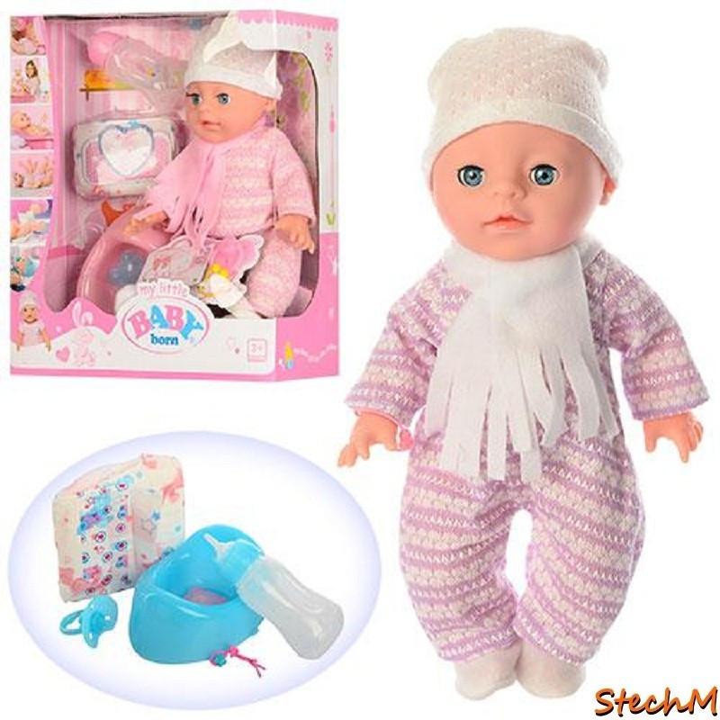 Детский пупсик Baby Born YL1712L-S 34 см