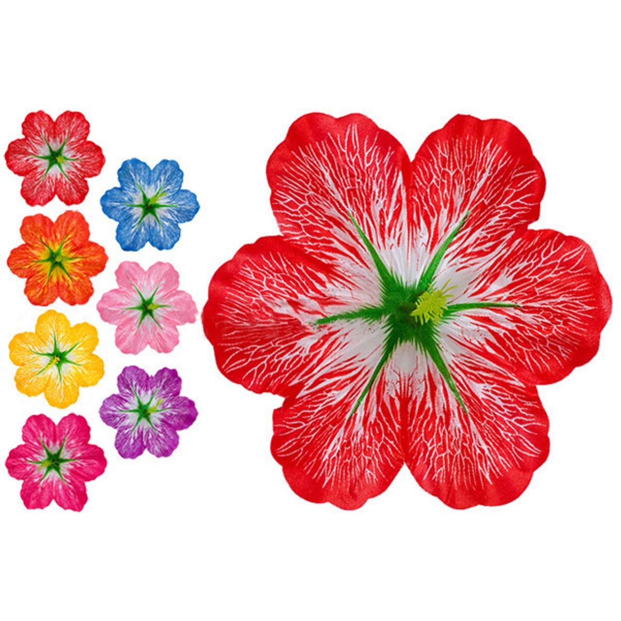 Пресс-цветок Петуния атлас, 15см (700 шт в уп)