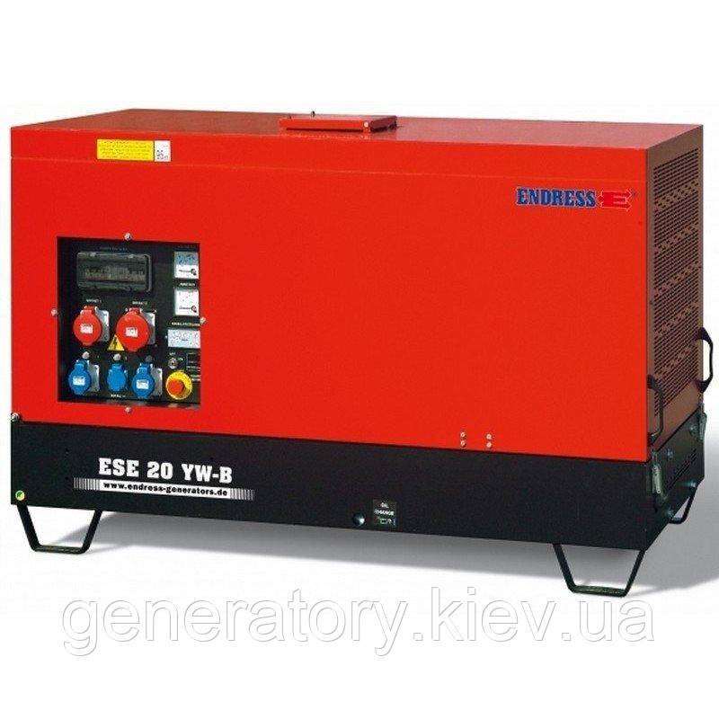 Генератор Endress Diesel ESE 20 YW-B