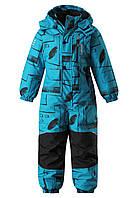 Зимний комбинезон для мальчика Lassietec 720730-7841. Размер 92., фото 1