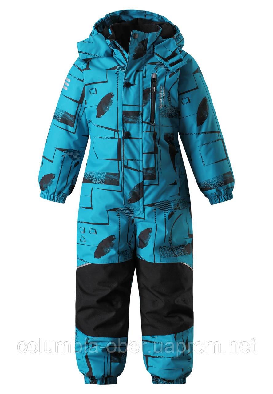 Зимний комбинезон для мальчика Lassietec 720730-7841. Размер 92.