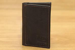 Чехол для пластиковых карточек (Card Case) из натуральной кожи (14573)