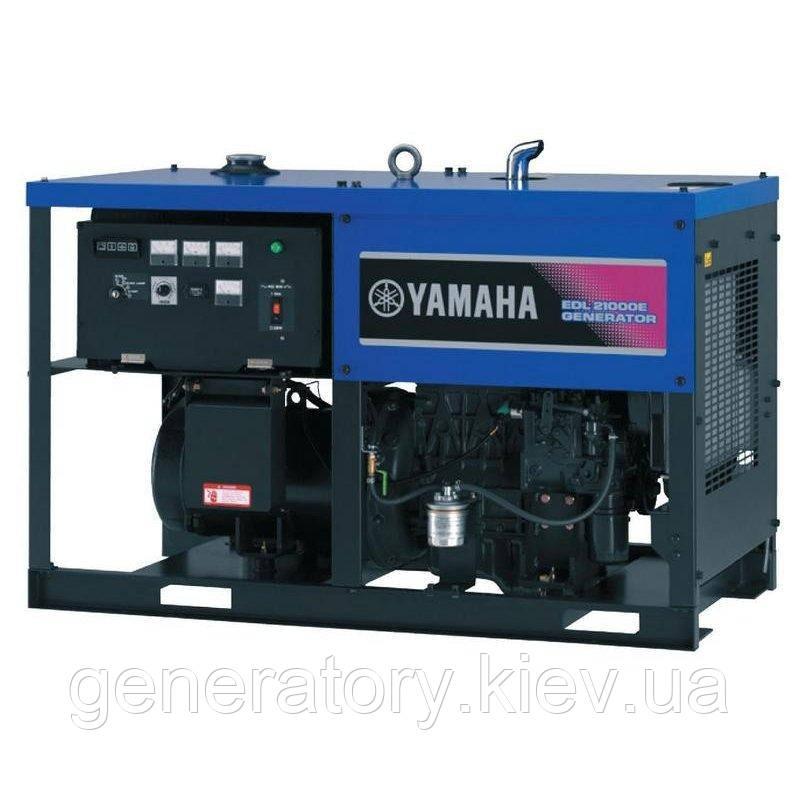Генератор Yamaha EDL21000E