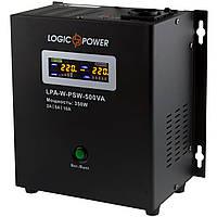 ИБП LogicPower LPA-W-PSW-500VA (350 Вт) 2A/5A/10A с правильной синусоидой 12В