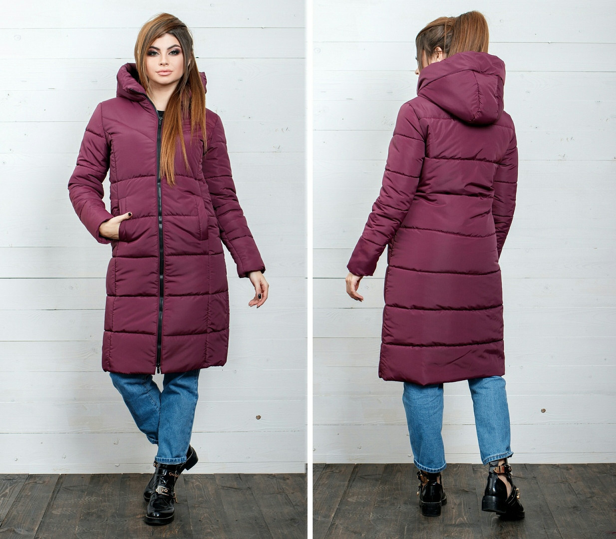 78fda7029e3 Стильная женская куртка осень   зима   весна синтепон 300