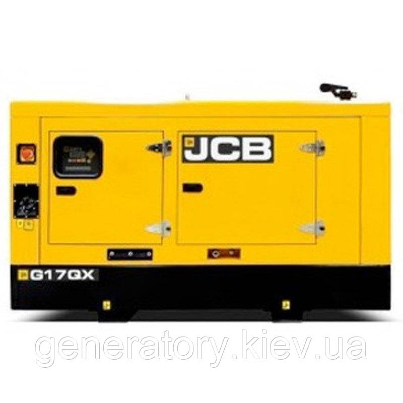 Генератор JCB G17QX