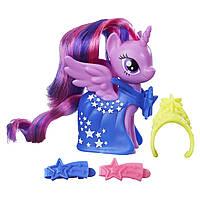 Пони-модница Твайлайт Спаркл My Little Pony В8810, фото 1