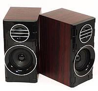 Компьютерные деревянные колонки акустика FnT 2031 Brown