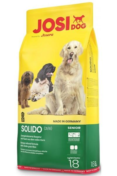 Сухой корм для собак JosiDog Solido