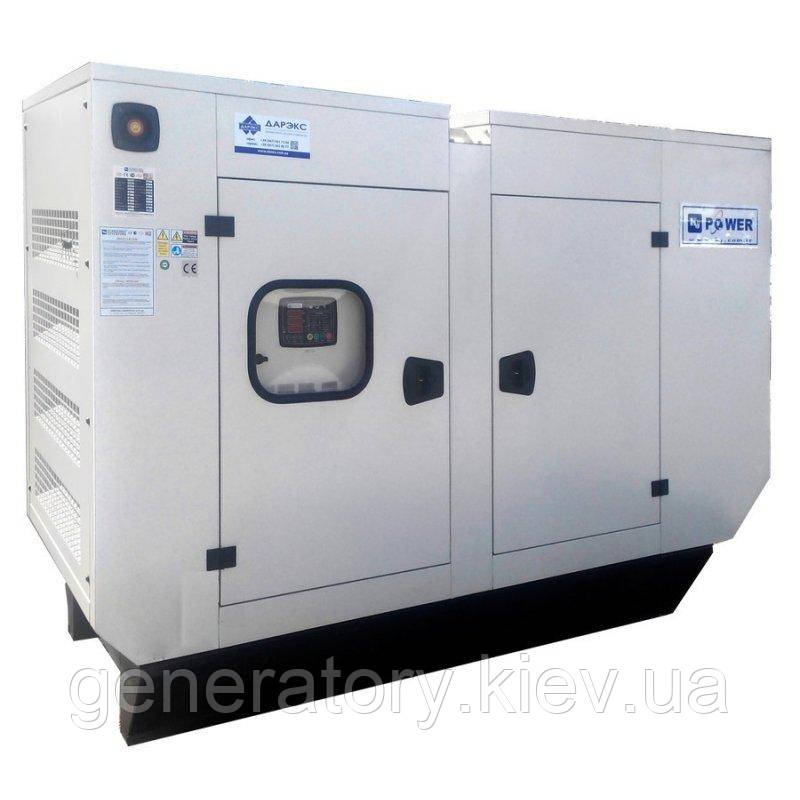 Генератор KJ Power 5KJC200