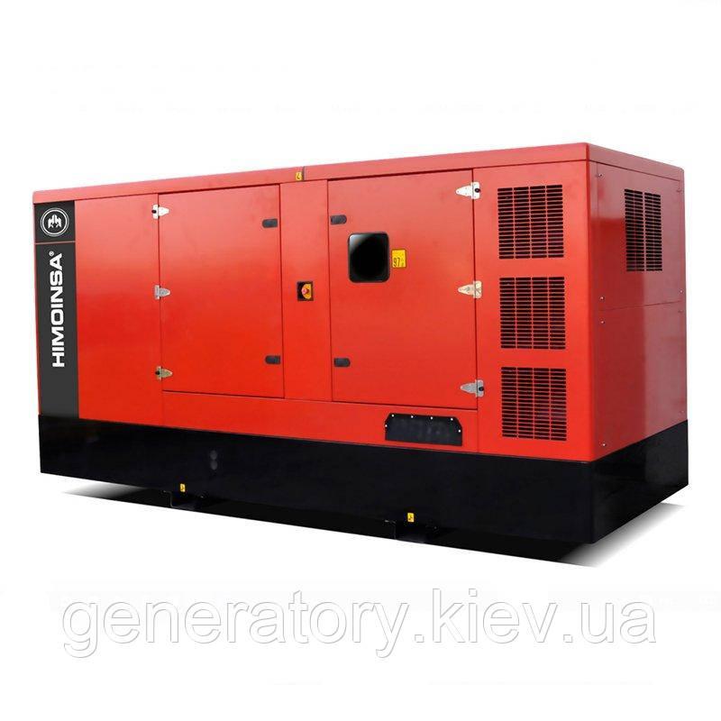 Генератор HIMOINSA HFW-400 T5