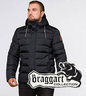 Зимняя куртка мужская Braggart Aggressive - 46215 графит