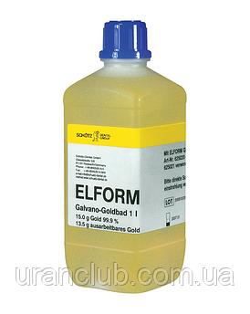 Система гальванопластики EL-Form