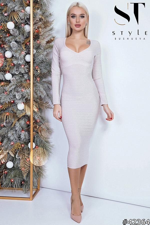 Вечернее женское платье норма р.42-44 ,44-46  ST Style