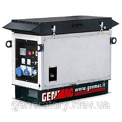 Генератор Genmac Whisper RG10000 KSA