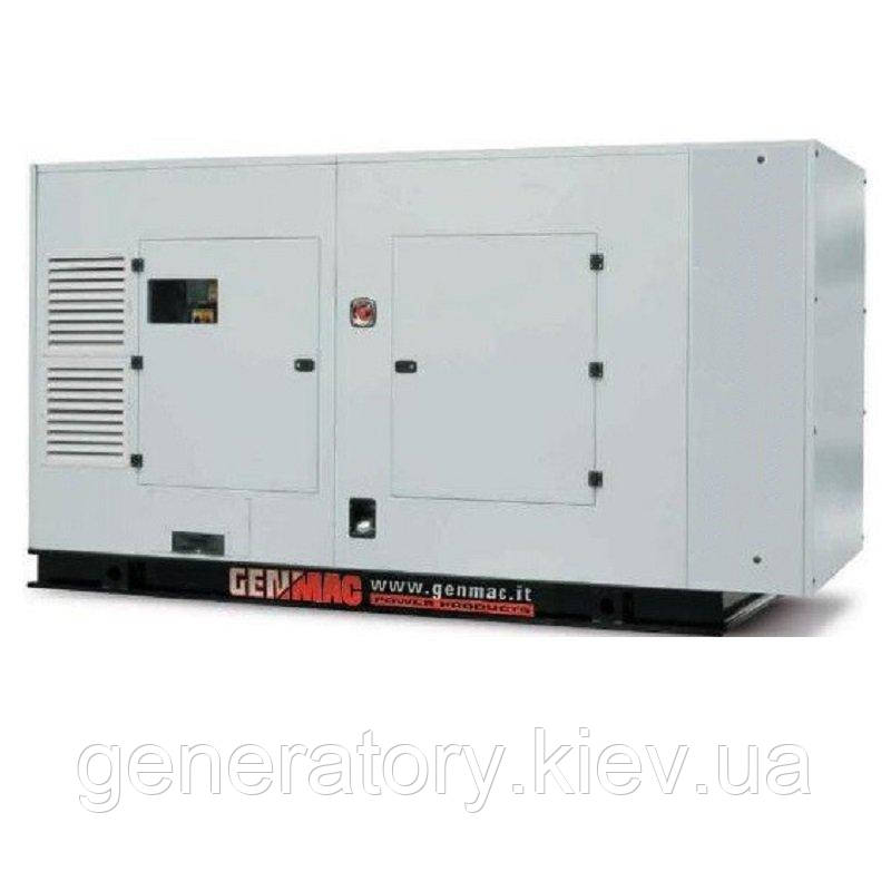 Генератор Genmac Queen GAS G40GS LPG
