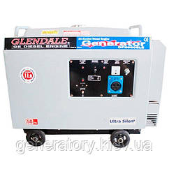 Генератор Glendale GP6500L-SLE/1