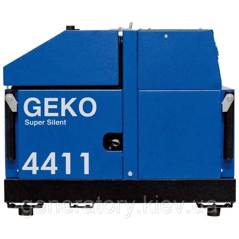 Генератор GEKO 4411 E-AA/HEBA SS