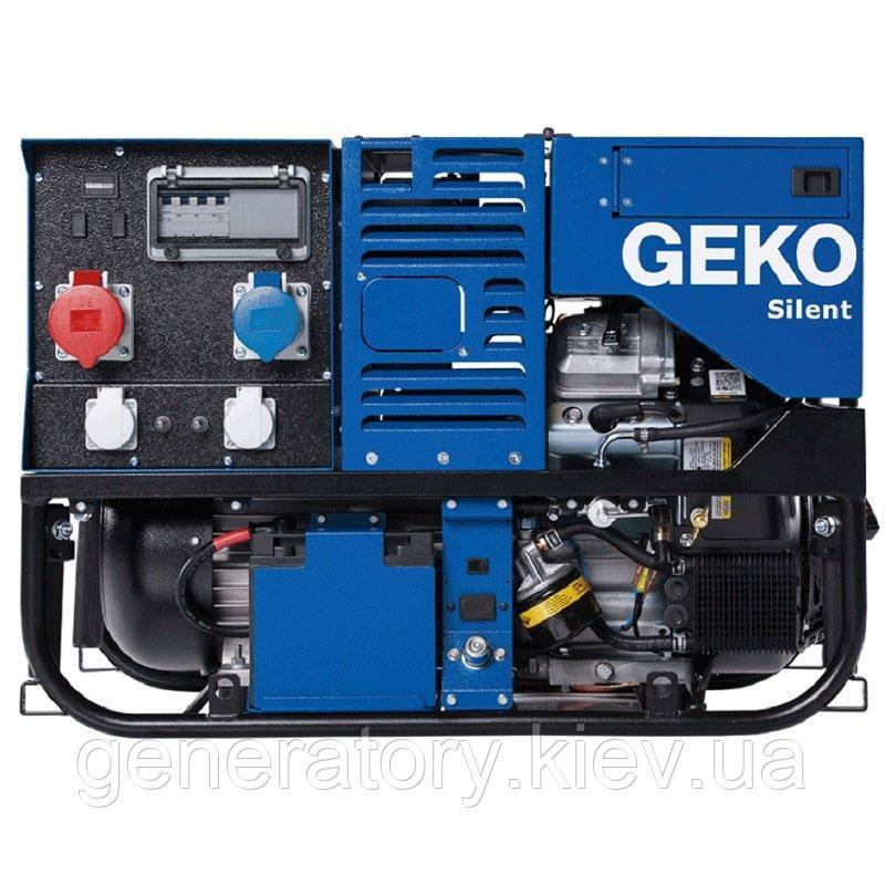 Генератор GEKO 12000 ED-S/SEBA S BLC