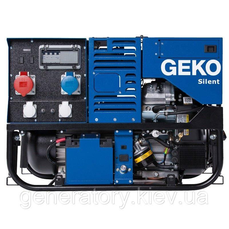 Генератор GEKO 14000 ED-S/SEBA S + BLC