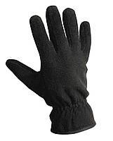 Перчатки флисовые Červa утепленные ЗМ Thinsulate MYNAH манжета черные