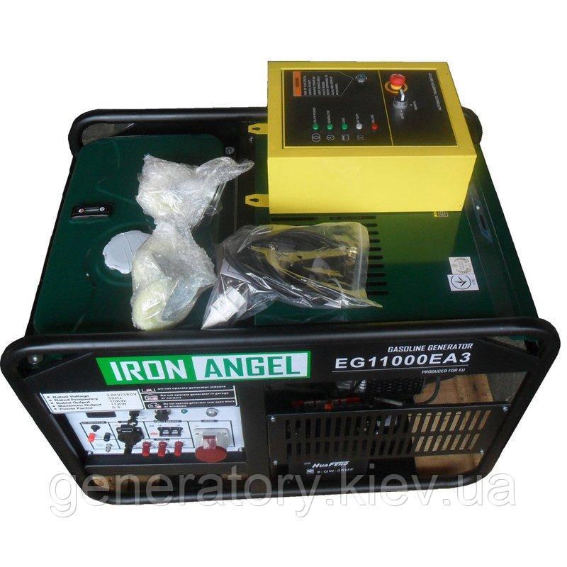 Генератор Iron Angel EG 11000 EА3