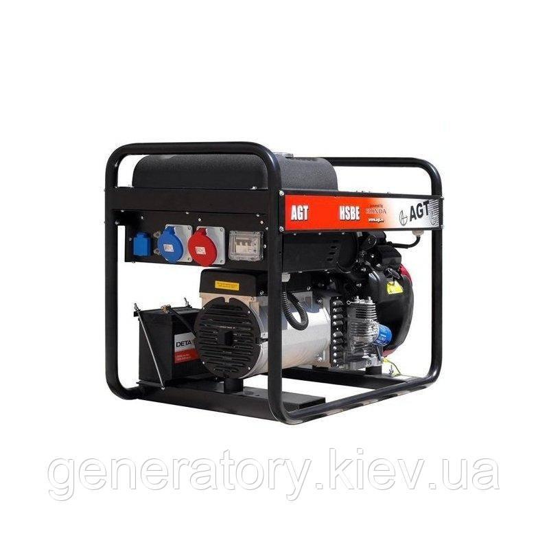 Генератор AGT 11001 HSBE R16