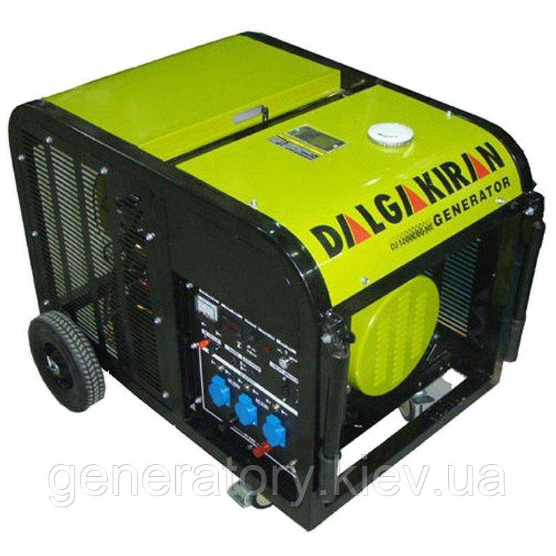 Генератор Dalgakiran DJ 12000 BG-ME