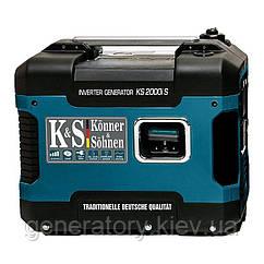 Генератор инверторный Konner&Sohner KS 2000i S