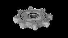 Зірочка натяжний НИВА 54-2-22-4-2 (z = 8, t = 38) привода елеватора з підшипником Н.206.12.000 А