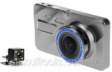 Видеорегистратор A 10, 2 камеры, FULL HD