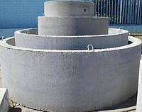 Бетонные кольца, крышки, крышки под люк, бетонные кольца от производителя