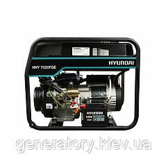 Генератор Hyundai HHY 7020FGE