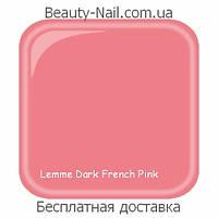 Гель для наращивания ногтей Lemme Dark French Pink, 50 мл