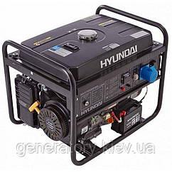 Генератор Hyundai HHY 7000 FGE