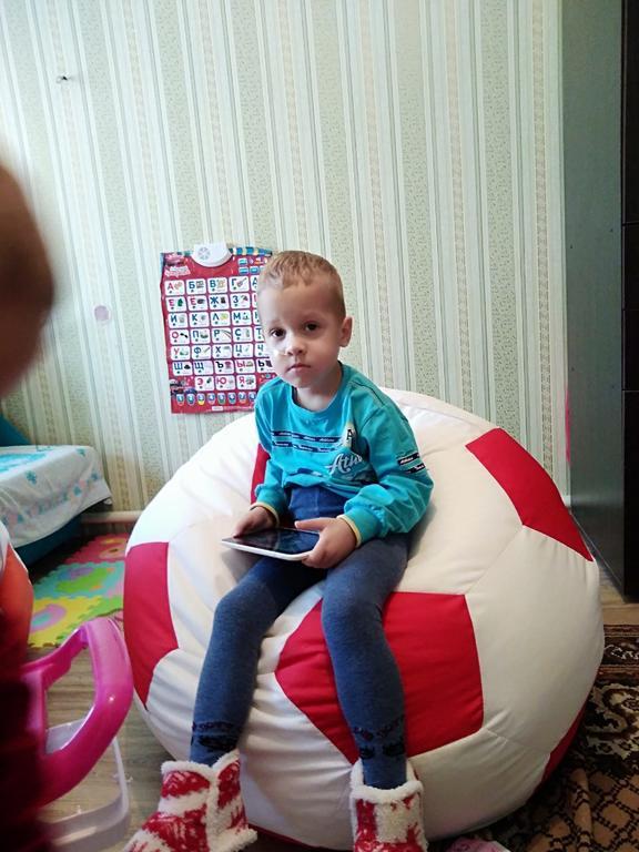 Кресло мешок мяч 1 метр Оксфорд