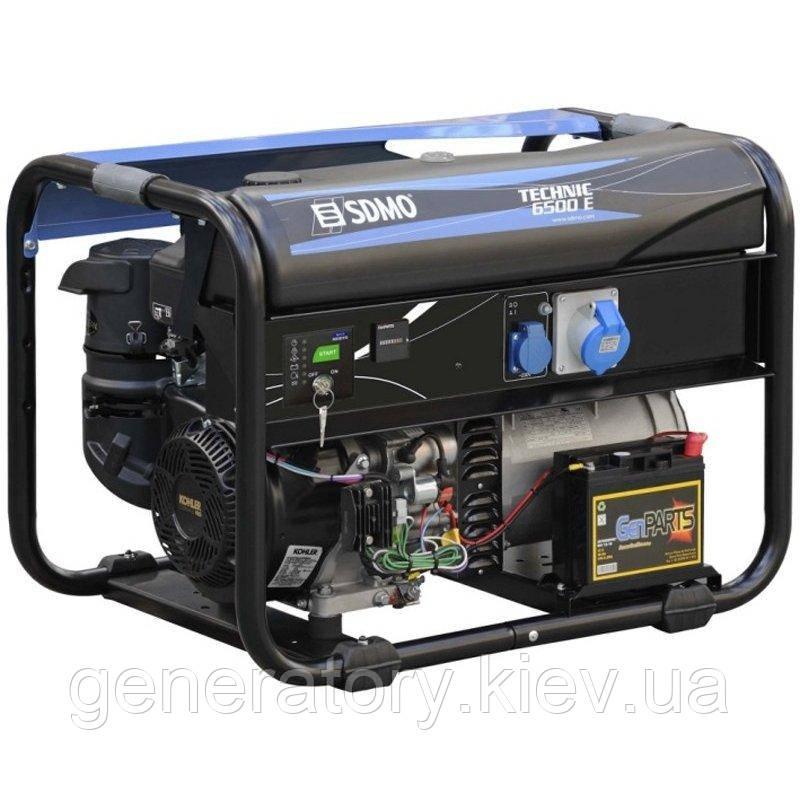 Генератор SDMO Technic 6500 Е