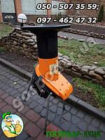 Универсальный садовый измельчитель (ромбовидный нож) 1300 Вт б/у из Германии