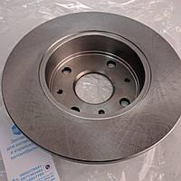 Диск тормозной передний c ABS Geely CK/CK2 (REMSA), фото 1