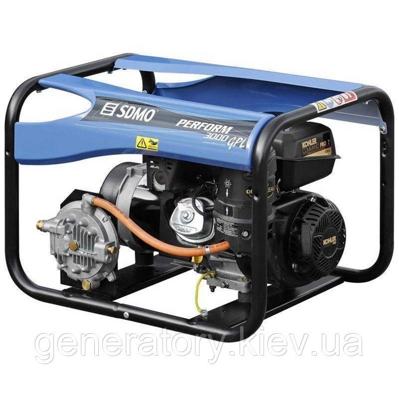 Генератор SDMO Perform 3000 GAZ