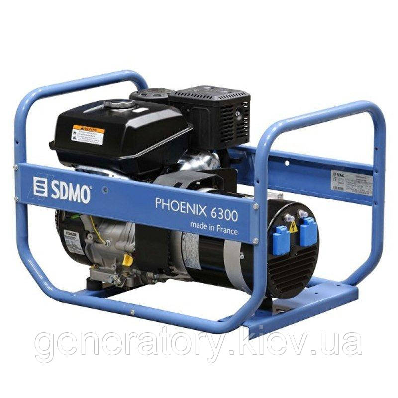 Генератор SDMO Phoenix 6300